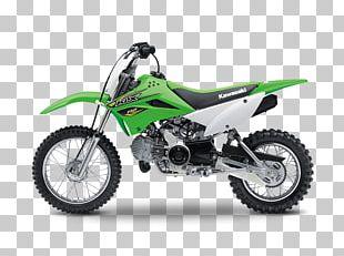 Kawasaki KLX 110 Motorcycle Kawasaki Heavy Industries Bicycle PNG
