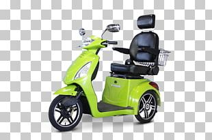 Mobility Scooters Electric Vehicle Car Wheel PNG