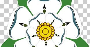 Wars Of The Roses White Rose Of York Flags And Symbols Of Yorkshire PNG