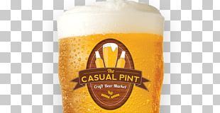 Beer The Casual Pint San Angelo Knoxville PNG