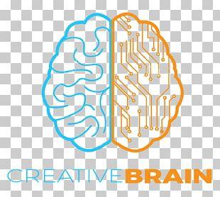 Brain Logo Creativity Technology PNG