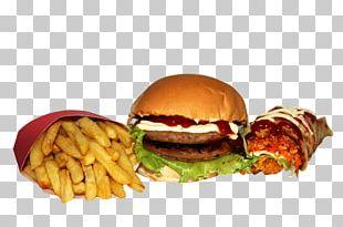 French Fries Hamburger Cheeseburger Breakfast Sandwich Slider PNG