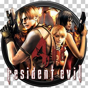 Resident Evil 4 Leon S. Kennedy Ada Wong PlayStation 2 Resident Evil 5 PNG