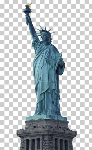 Statue Of Liberty Ellis Island Photograph PNG