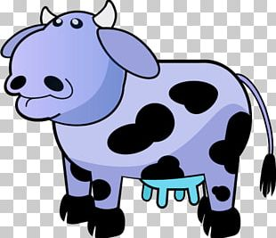 Beef Cattle Calf Dairy Cattle Graphics PNG