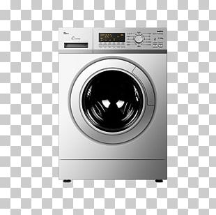 Clothes Dryer Washing Machine Laundry Midea Sanyo PNG