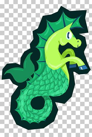 Seahorse Dragon PNG