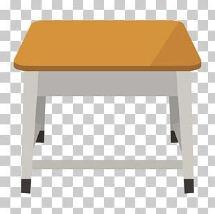 Desk School Chair Table PNG