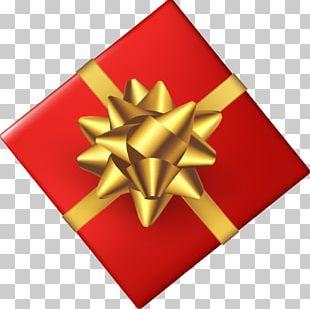 Gift Christmas Box Adobe Fireworks PNG