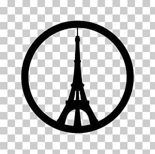 November 2015 Paris Attacks Peace Symbols Peace For Paris PNG