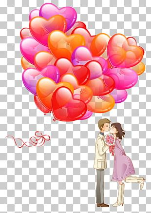 Valentines Day White Day Romance Qixi Festival Poster PNG