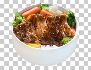 Cuisine Of Hawaii Barbecue Chicken Chicken Katsu Loco Moco PNG
