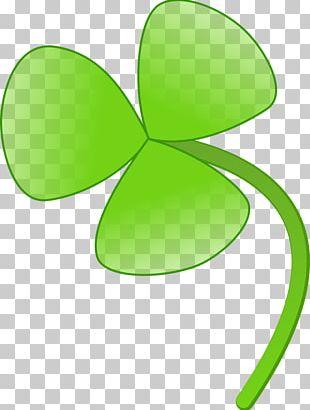 Ireland Four-leaf Clover Four-leaf Clover PNG