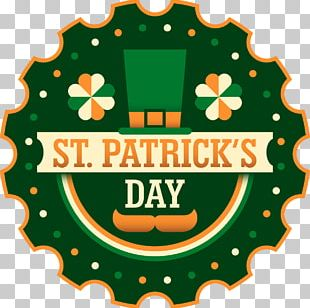 Ireland Saint Patricks Day Banner PNG
