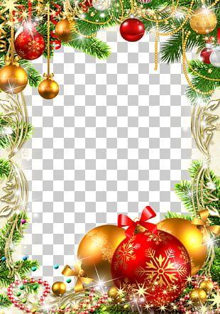 Christmas Frame PNG