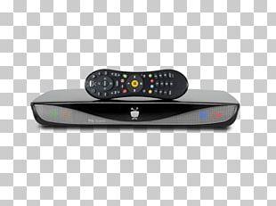TiVo Roamio Digital Video Recorders Digital Media Player High-definition Television PNG