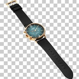 Watch Strap Clock Dial PNG
