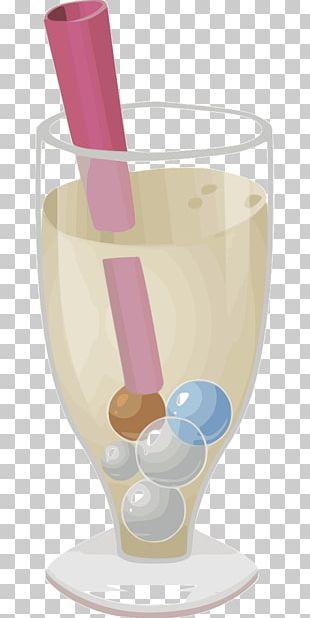 Bubble Tea Milk Beer Drink PNG
