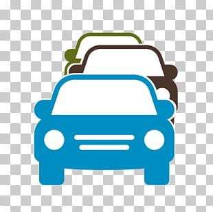Connected Car Computer Icons Vehicle Smart PNG