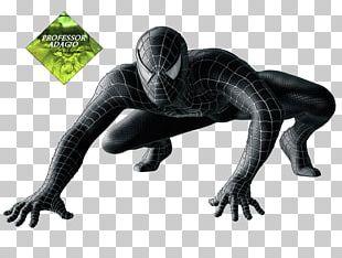 Spider-Man 3 Venom Spider-Man: Back In Black Black SpiderMan PNG
