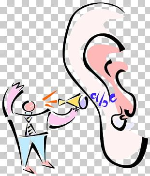 Ear Tinnitus Noise Sound PNG