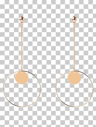 Earring Body Jewellery Chain PNG