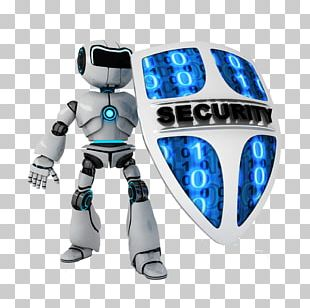 Computer Security Robot Information Security Stock Photography PNG
