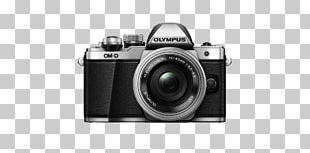 Olympus OM-D E-M10 Olympus OM-D E-M5 Mark II Olympus M.Zuiko Wide-Angle Zoom 14-42mm F/3.5-5.6 Camera PNG