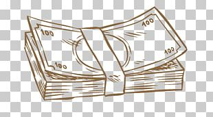 Paper Drawing Banknote Cartoon Money PNG