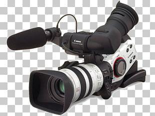 Digital Video Video Cameras Canon XL2 PNG