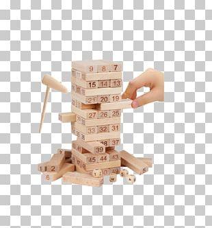 Jenga Amazon.com Toy Block Board Game PNG