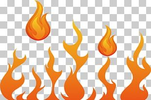 Flame Red Fire PNG