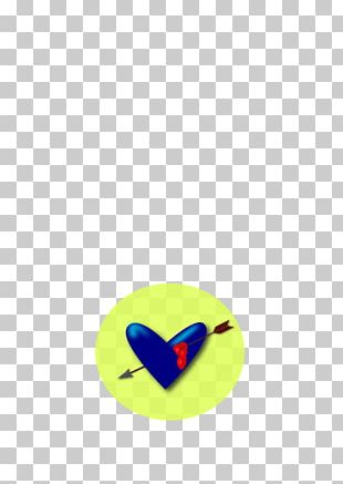 Heart Love Valentine's Day Yellow PNG