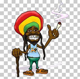 Jamaica Rastafari Reggae Cannabis PNG
