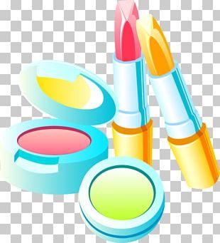 Lipstick Cosmetics Make-up Pomade PNG