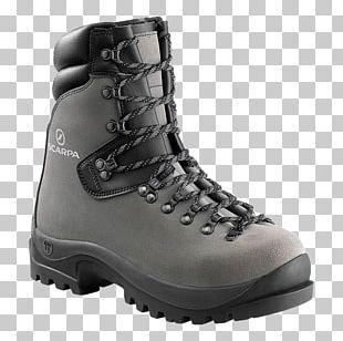 Hiking Boot Mountaineering Boot Shoe Footwear PNG