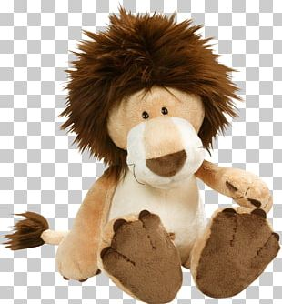 Stuffed Animals & Cuddly Toys Puppy Lynx Lion Plush PNG