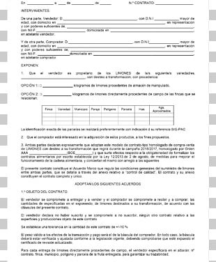 Document Contract Of Sale Statute Raw Material PNG