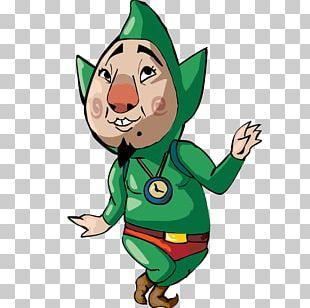 The Legend Of Zelda: Majora's Mask Freshly-Picked Tingle's Rosy Rupeeland The Legend Of Zelda: Phantom Hourglass Ganon PNG