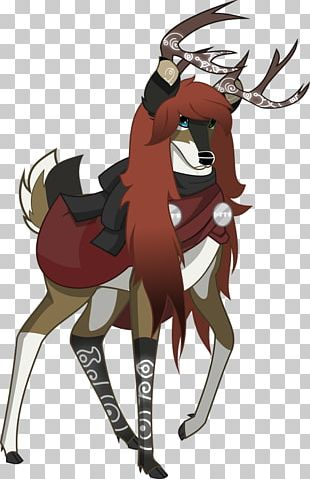 Reindeer Horse Pack Animal PNG