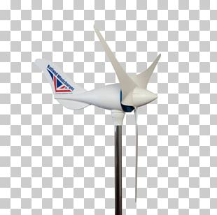 Small Wind Turbine Solar Panels Wind Power Electric Generator PNG