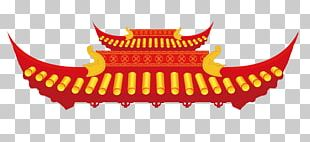 Roof Tiles Chinoiserie Chinese Architecture PNG