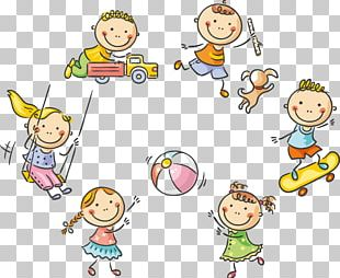Child Play Cartoon Stock Photography PNG