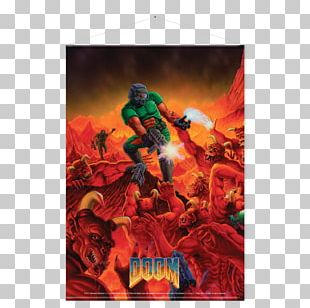 The Ultimate Doom Doomguy GIF Video Games PNG, Clipart