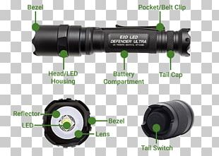 Flashlight Optical Instrument PNG
