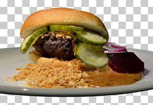 Hamburger Veggie Burger Fast Food Cheeseburger Breakfast Sandwich PNG