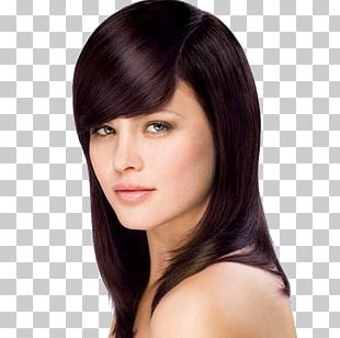 Mahogany Hair Coloring Human Hair Color Brown Hair PNG