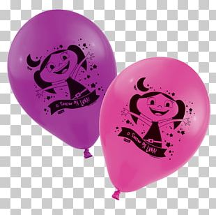 Toy Balloon Party Birthday Baby Shower PNG