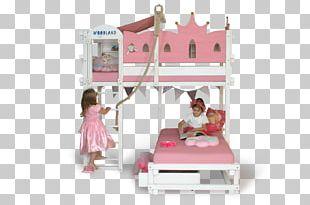 Bunk Bed Furniture Bedroom Shelf PNG