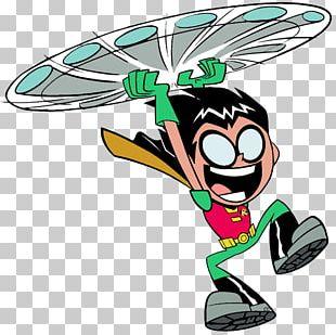 Raven Robin Starfire Teen Titans Cartoon PNG